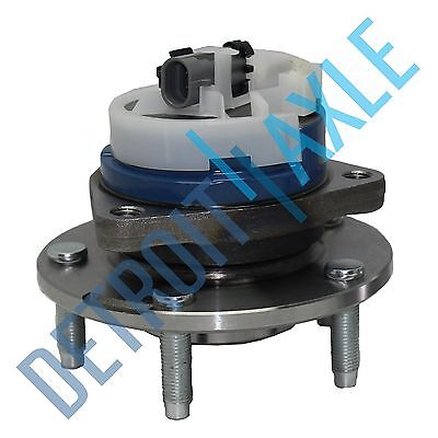 New Complete FRONT WHEEL HUB BEARING ASSEMBLY for CHEVY w/ ABS - 2WD - 5LUG