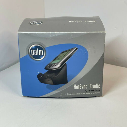 New Vintage Palm Hotsync Cradle with Charger V Series