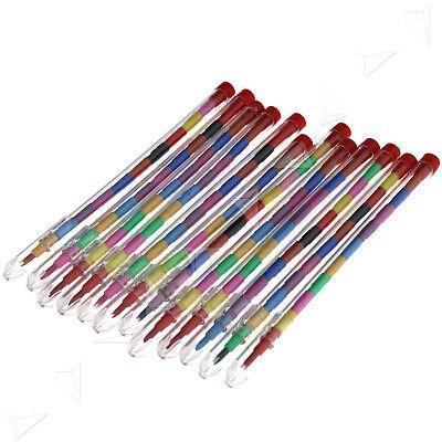 24 pcs / 11 Swop Point Crayons - Pinata Toy Loot/Party Bag Fillers Wedding/Kids - Wedding Pinatas