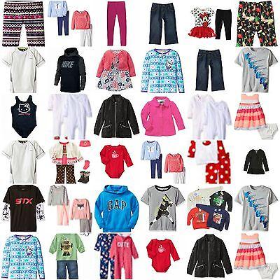$500RV Kids Wholesale Resale Clothes Lot NWT Gymboree Gap Carters   Boys Girls
