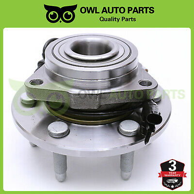 515096 X1 Front Wheel Bearing & Hub Assembly For Chevy Silverado 1500 Yukon 4x4