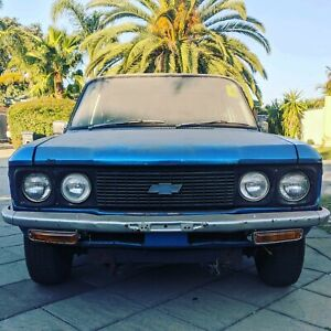 1973 Chevrolet LUV ute pickup