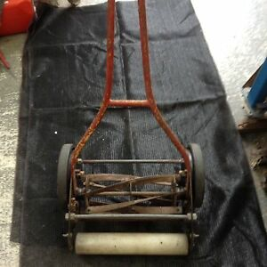 Retro push lawn mower Mill Park Whittlesea Area Preview