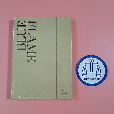 ASTRO SEALED Blue Flame 6th Mini Album BOOK version photo card all pack full