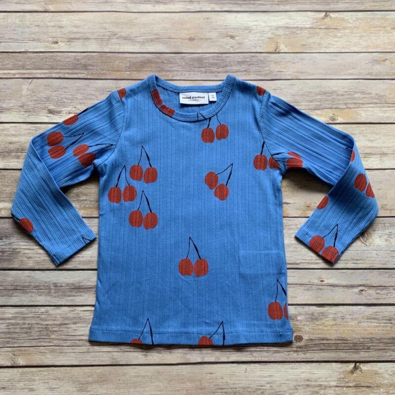 Mini Rodini Cherry LS T-Shirt, 92-98 Cm