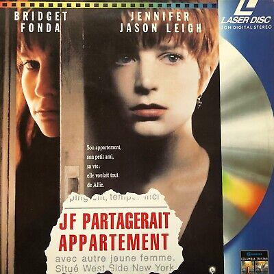 Laserdisc * - jf partagerait appartement -ws vf pal - bridget fonda