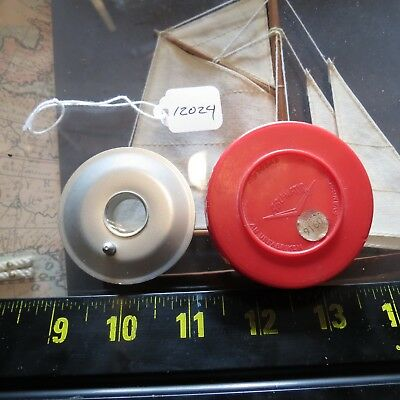 Abu Garcia Abumatic fishing reel spool with case Sweden (lot#12024)