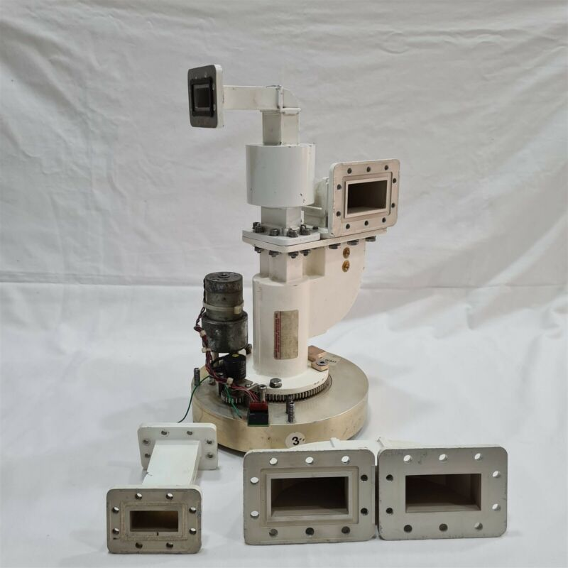 Seatel Seavey Engg Dual C band Motorised Feed with Motors. Made in USA