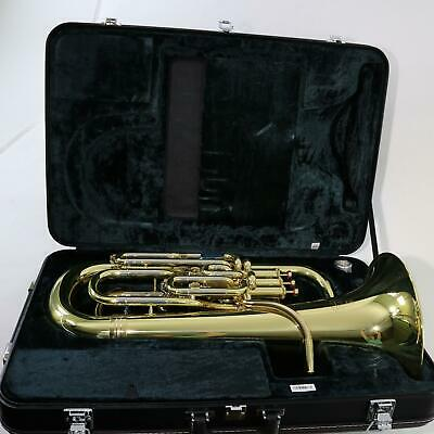 Yamaha Model YEP-642TII Professional Comepnsating Euphonium with Trigger MINT  for sale  Shipping to India