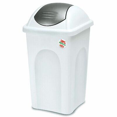 Mülleimer Mülltonne Abfalleimer Deckel Eimer Papierkorb Abfallkorb Recycling 30L