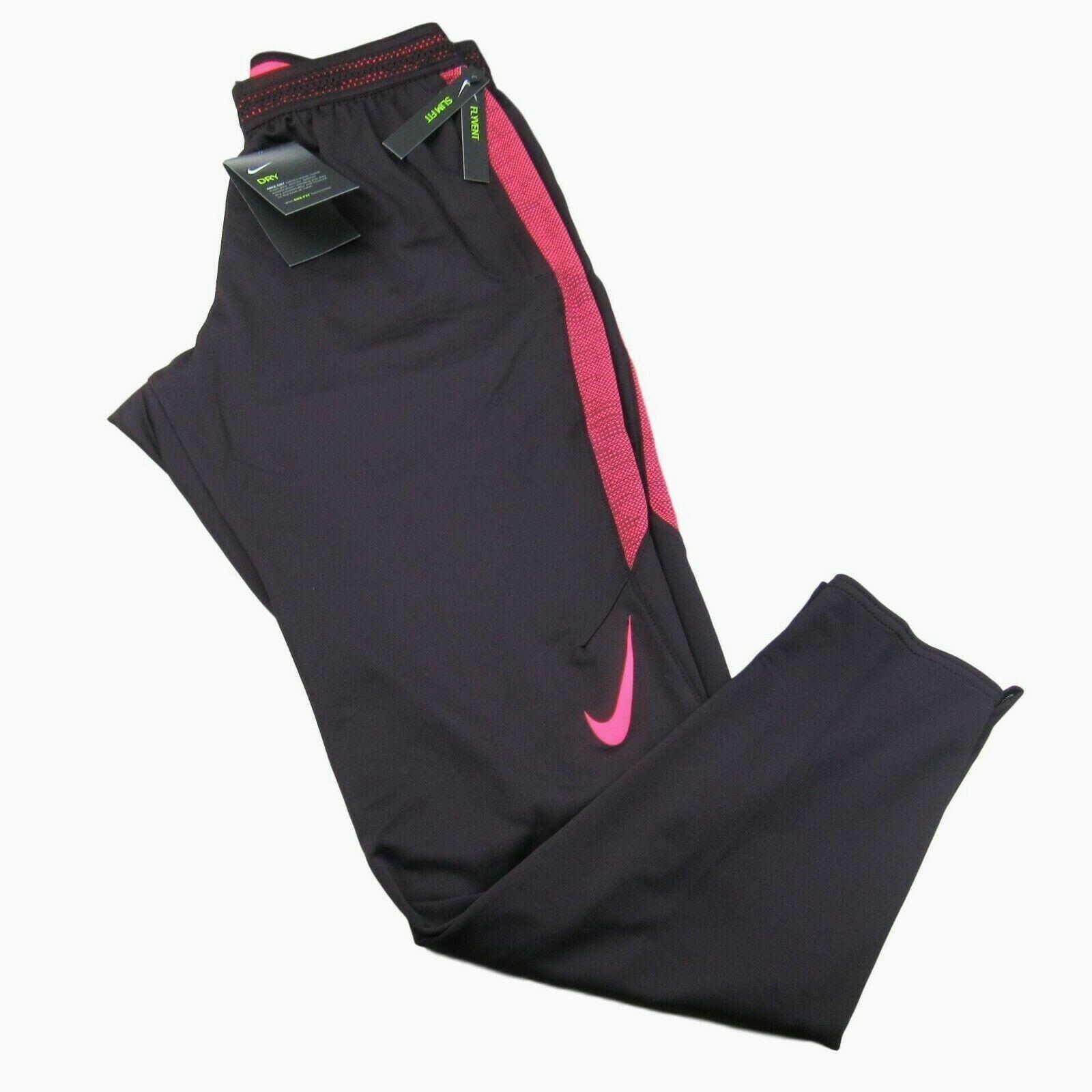 Nike Dry Strike Soccer Training Pants Mens Size Medium Taper