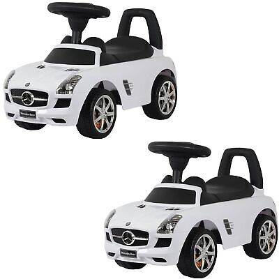 Best Ride On Cars Baby Toddler Ride-On Mercedes Benz Push Car w/ Sounds (2