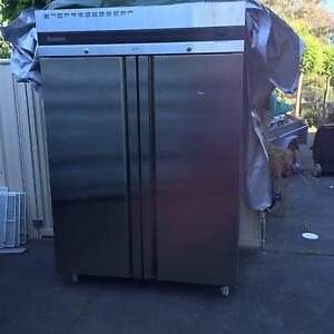 Upright 2 Door freezer 18 months old Canberra City North Canberra Preview