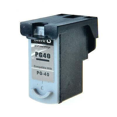 PG40 Black Ink Cartridge for Canon FAX Series JX200 PIXMA iP1800 MP190 MX310 300 Canon Fax Inkjet Cartridges