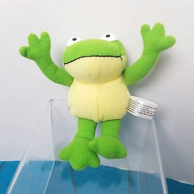 - Jonathan London FROGGY Plush Toy Stuffed Animal Design Farm 1996