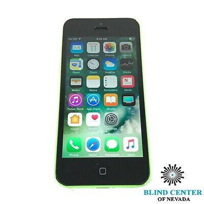"Apple iPhone 5c 4.0"", 16GB, Green, Verizon (CDMA + GSN)"