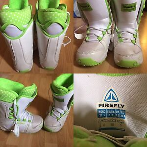 Firefly Jr. Snowboard boots