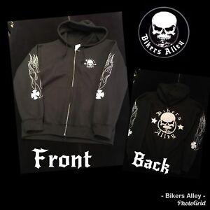 Bikers Alley Hoodie/Long Sleeve/T Shirt