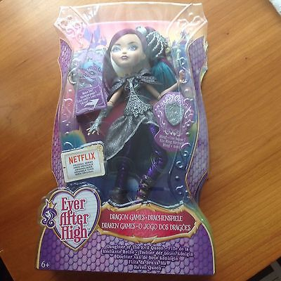 Ever After High Dragon Games Raven Queen Doll