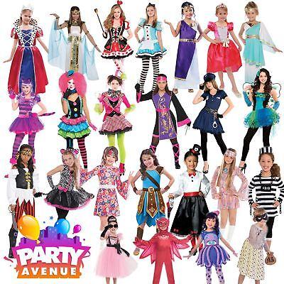 Dress Up Theme (Girls Fancy Dress Book Week Theme Costumes Dress Up)