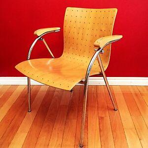 Ultra Modern German Thonet Bentwood Chairs