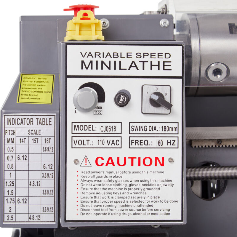 "Mini Metal x 14"" Digital Variable"
