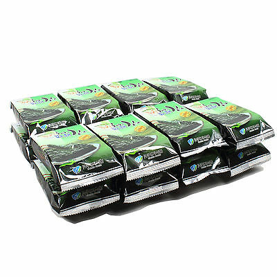 KOREAN Roasted Green Laver 16 PACKS Seaweed SUSHI Nori, Gimbab, Snack 144 Counts