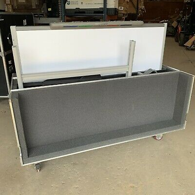 77 Interactive Smart Board With Hard Shipping Case Sb680 Smartboard