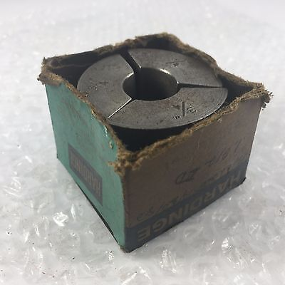 Hardinge Master Collet Pad Emergency 34 11