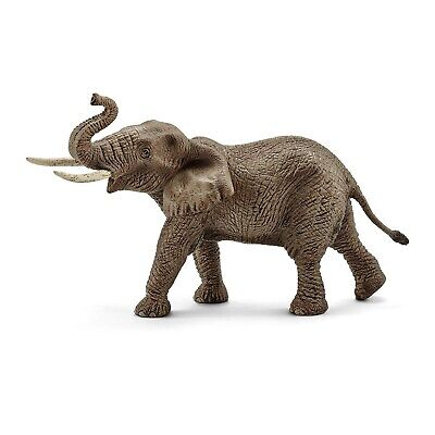 - Schleich African Elephant Male Animal Figure NEW IN STOCK Educational
