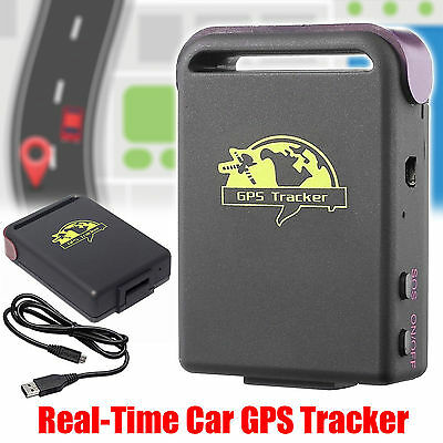 TK102 Mini Car GPS Tracker Spy RealTime GSM GPRS System Vehicle Tracking Device