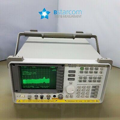 Hp 8564e Portable Spectrum Analyzer 9 Khz To 40 Ghz