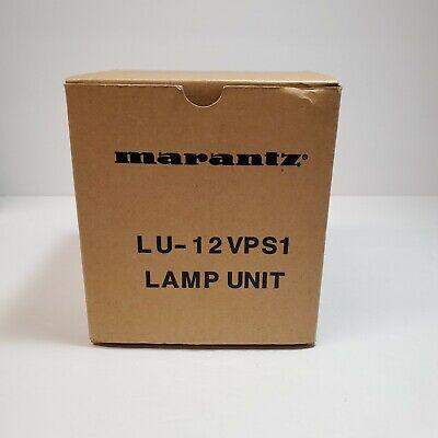 MARANTZ LU-12VPS1 LU12VPS1 LAMP IN HOUSING FOR PROJECTOR MODEL VP12S2