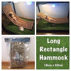 Reptile Snake Bearded Dragon Rat Mouse Hammocks / Hides Castlereagh Penrith Area Preview