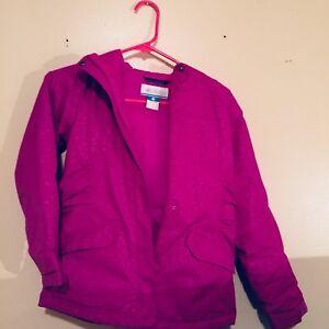 Purple Columbia jacket