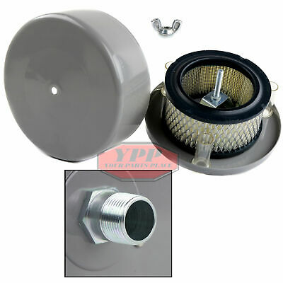 34 Compressor Air Intake Filter Silencer Housing Replacement Paper Element New