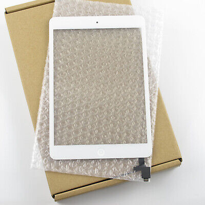 White Digitizer Touch Screen Glass Replace For iPad mini 1 2 A1432 A1454 -
