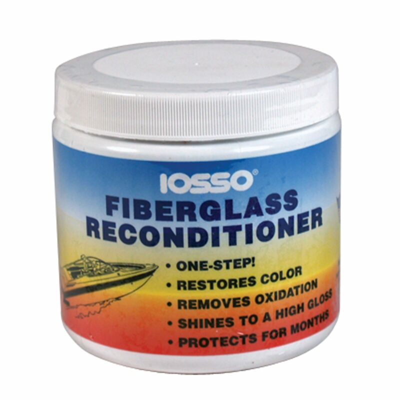 Iosso Products Fiberglass Reconditioner 1