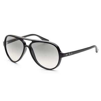 Ray-Ban Unisex RB4125-601-32 Fashion 59 mm Black Frame Sunglasses