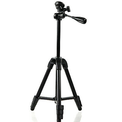 Sony VCT-R100 Lightweight Aluminum 3-Way Pan/Tilt Head Digital Camera Tripod