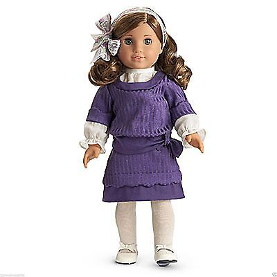 American Girl Doll Rebecca's Hannukah Dress Holiday Outfit NEW!! Retired