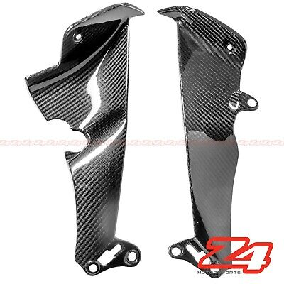 2009-2014 R1 Vertical Side Trim Panel Cover Guard Fairing Cowling Carbon Fiber , used for sale  Shipping to Canada