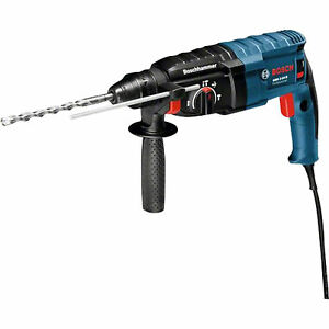 Bosch Blau Bohrhammer GBH 2-24 D Professional 790 Watt 2,7 Joule Gerätekoffer