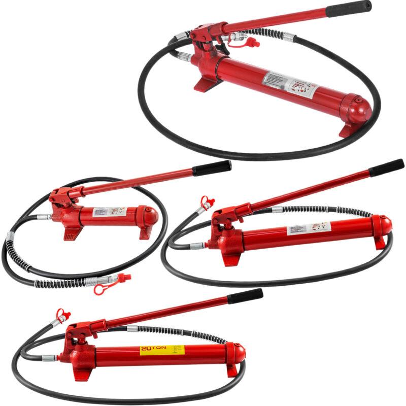 VEVOR 6/10/12/20 Ton Porta Power Hydraulic Jack Body Frame Repair Kit Lift Ram