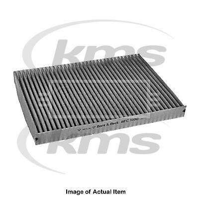 New Genuine BORG & BECK Pollen Cabin Interior Air Filter BFC1100 Top Quality 2yr