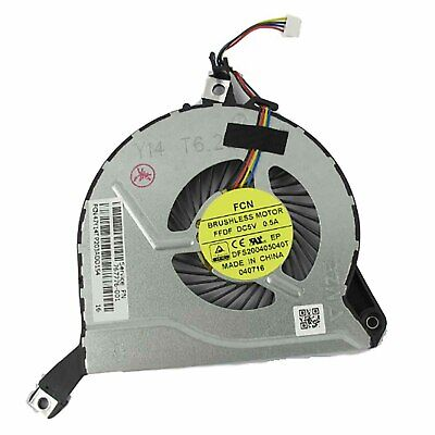Used, New CPU Fan for HP 15-P 15-V Series 767712-001 773447-001 for sale  Shipping to India