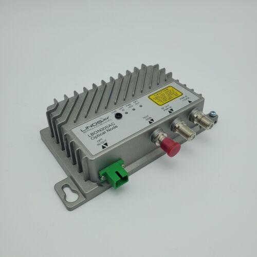 LINDSAY Broadband OPTICAL NODE LBON300AC-20-35-D-2-SA-31-45-00