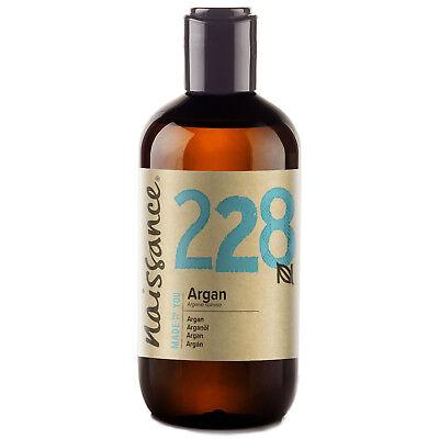 Naissance Arganöl - 250ml - 100% rein Anti-Aging, Antioxidativ, Vegan