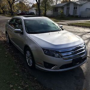 2012 Ford Fusion SEL V6 Safetied! Clear title! Excellent Price!!