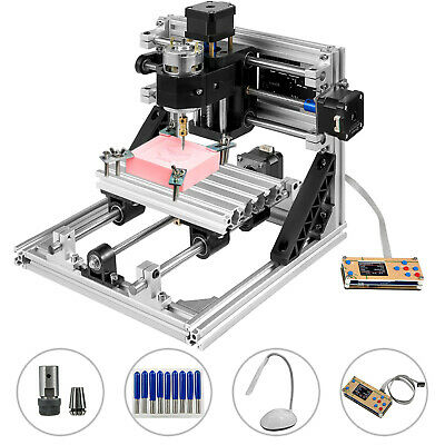 3 Axis Cnc Router 3018 With Offline Controller Engraving Tools Usb Port T8 Screw